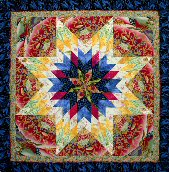 Basic Lone Star - Asian Fabrics 1