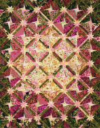 Garden Lattice Hunter Star variation
