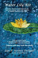 Water Lily Kit - Yellow