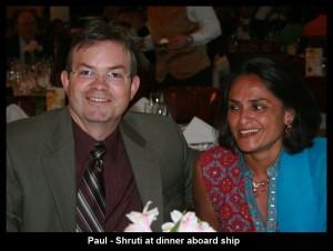 Paul & Shruti