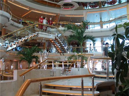 Royal Caribbean Center Prominade - Enchantment