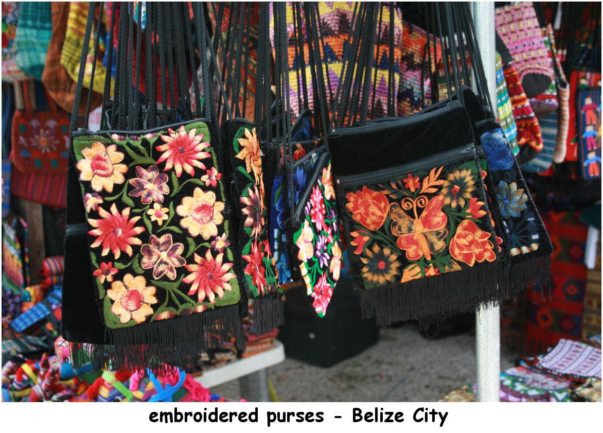 Belize needlecrafts