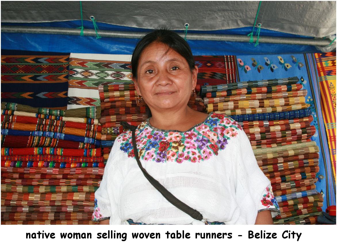 Belize woman