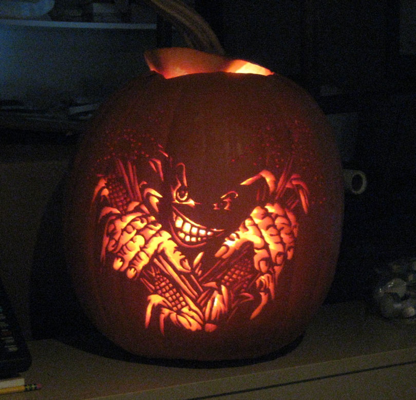 Pumpkin Contest 7