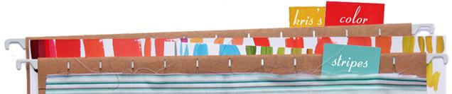 Color Stripes blog