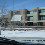 Great Falls airport