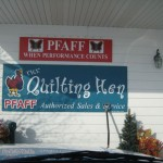 Quilting Hen quilt shop