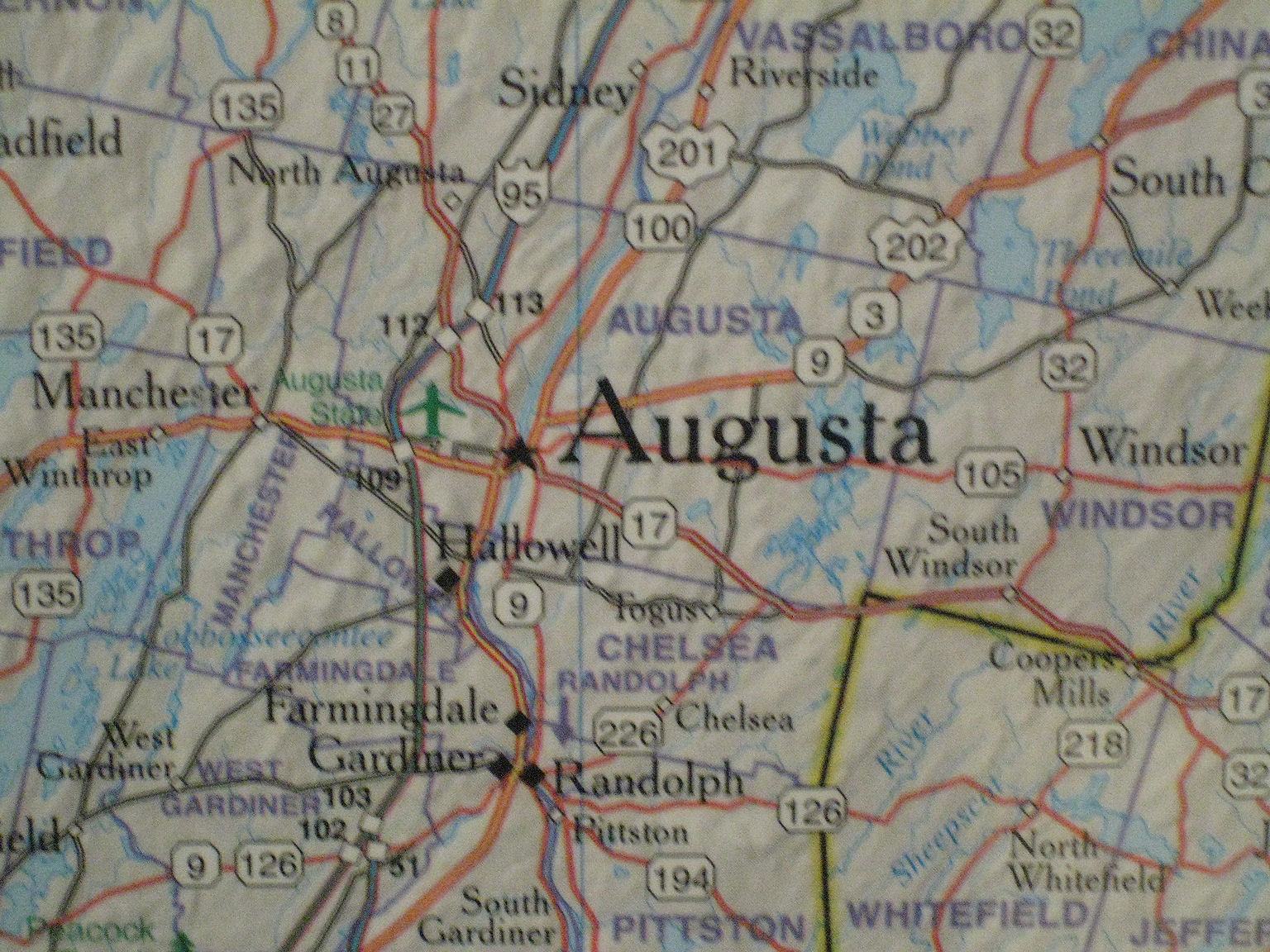 Where Is Augusta Maine Submited Images