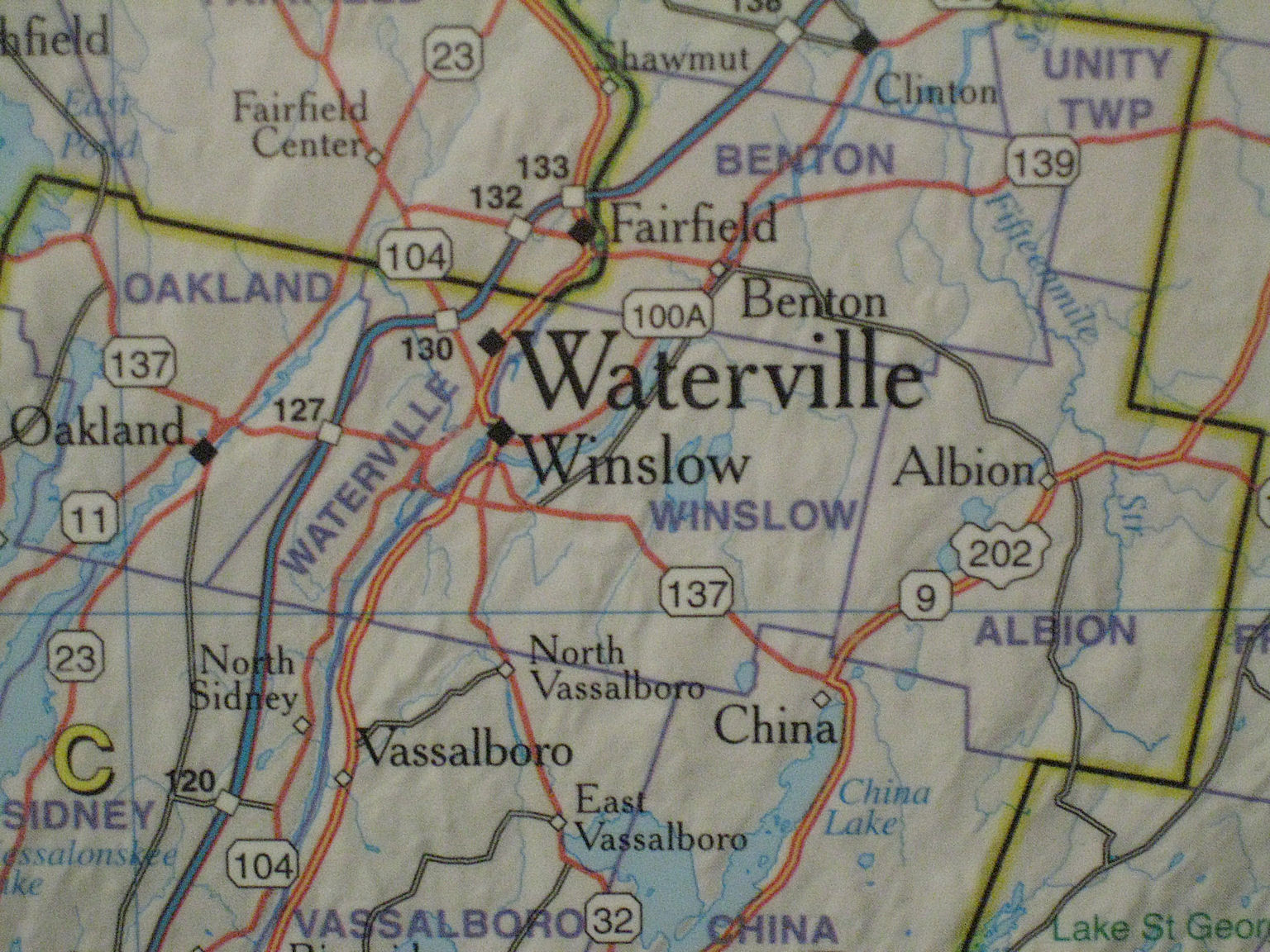 Waterville ME  Pictures Posters News And Videos On Your
