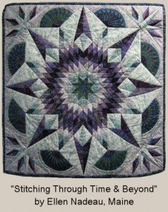 Stitching through Time & Beyond