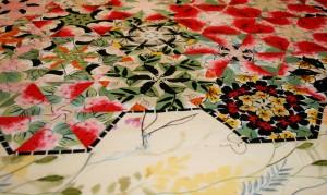 Jan Krentz Harajuku Lady Millifiori detail