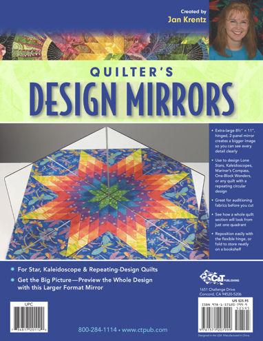 Quilter's Design Mirrors