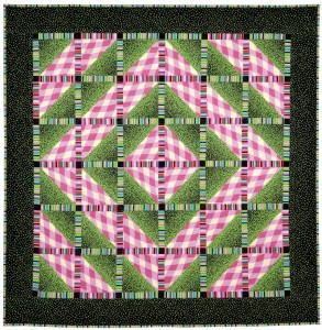 Jane's Plaid Quilt