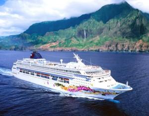 Norwegian Cruise Line - Pride of America