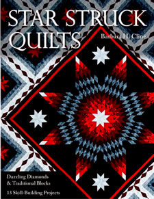 Star Struck Quilts book by Barbara Cline