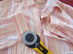 deconstruct the garment